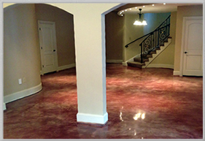 metric concrete polished concrete Chestnut Hill PA