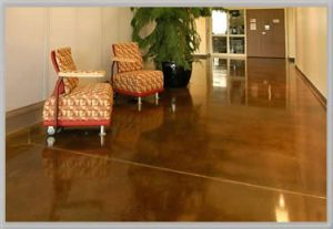 metric concrete polished concrete