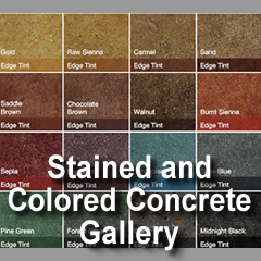 stamped color gallery
